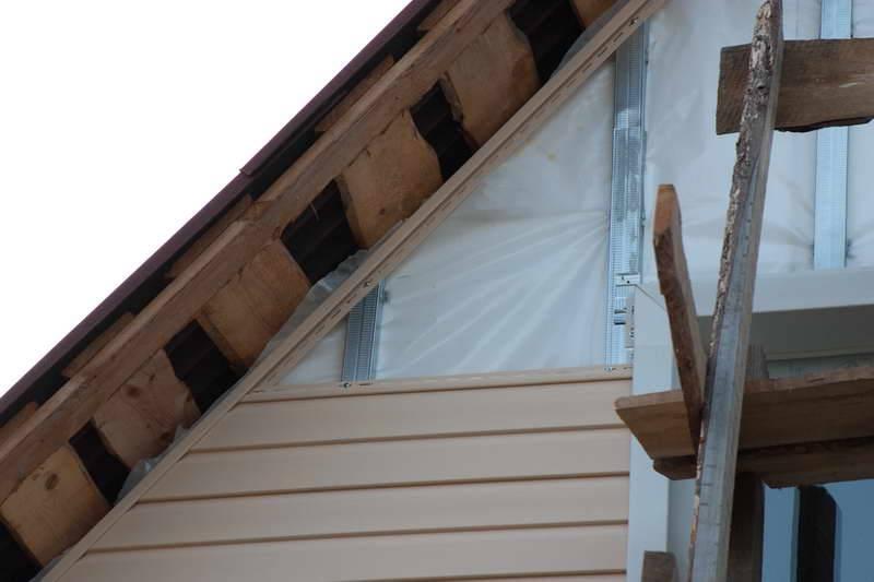 Утепление бревенчатого дома минватой снаружи под сайдинг