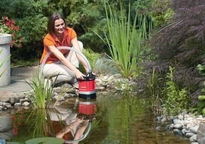 Принцип работы водяного насоса