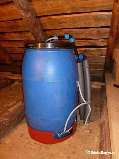 Бачок для питьевой воды