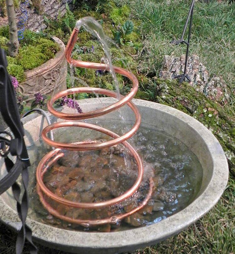 Циркуляционный насос для фонтана