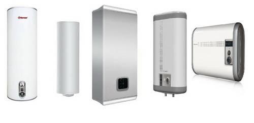 Выбор проточного водонагревателя для квартиры