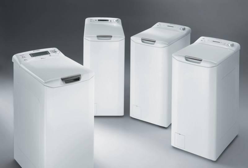 Стандартная высота стиральной машины