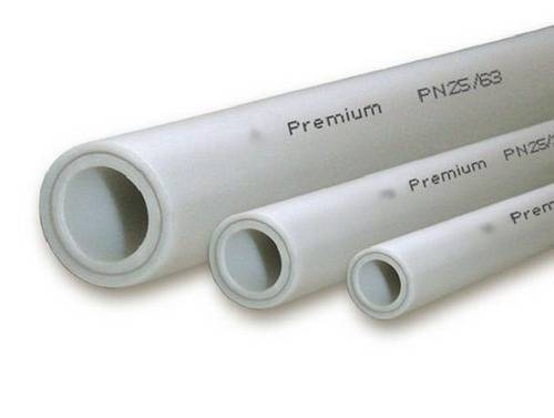 Полипропиленовые трубы РN25 армированы фольгой