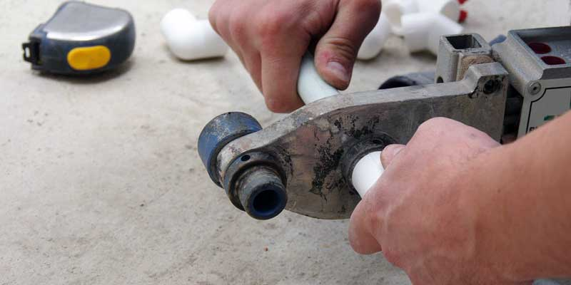 Как пользоваться утюгом для полипропиленовых труб