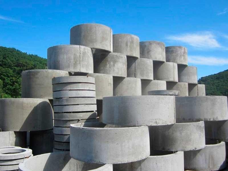 бетонные кольца для канализации размеры и цены