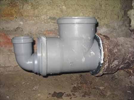 Клеевая канализация