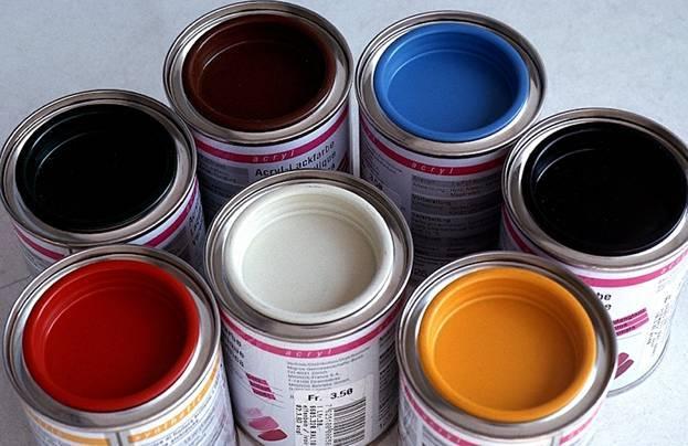 Термостойкая краска для кирпича