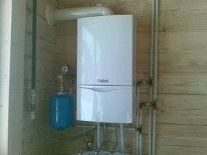 Условия установки газового котла в частном доме