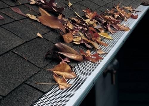 Установка отливов на крышу своими руками