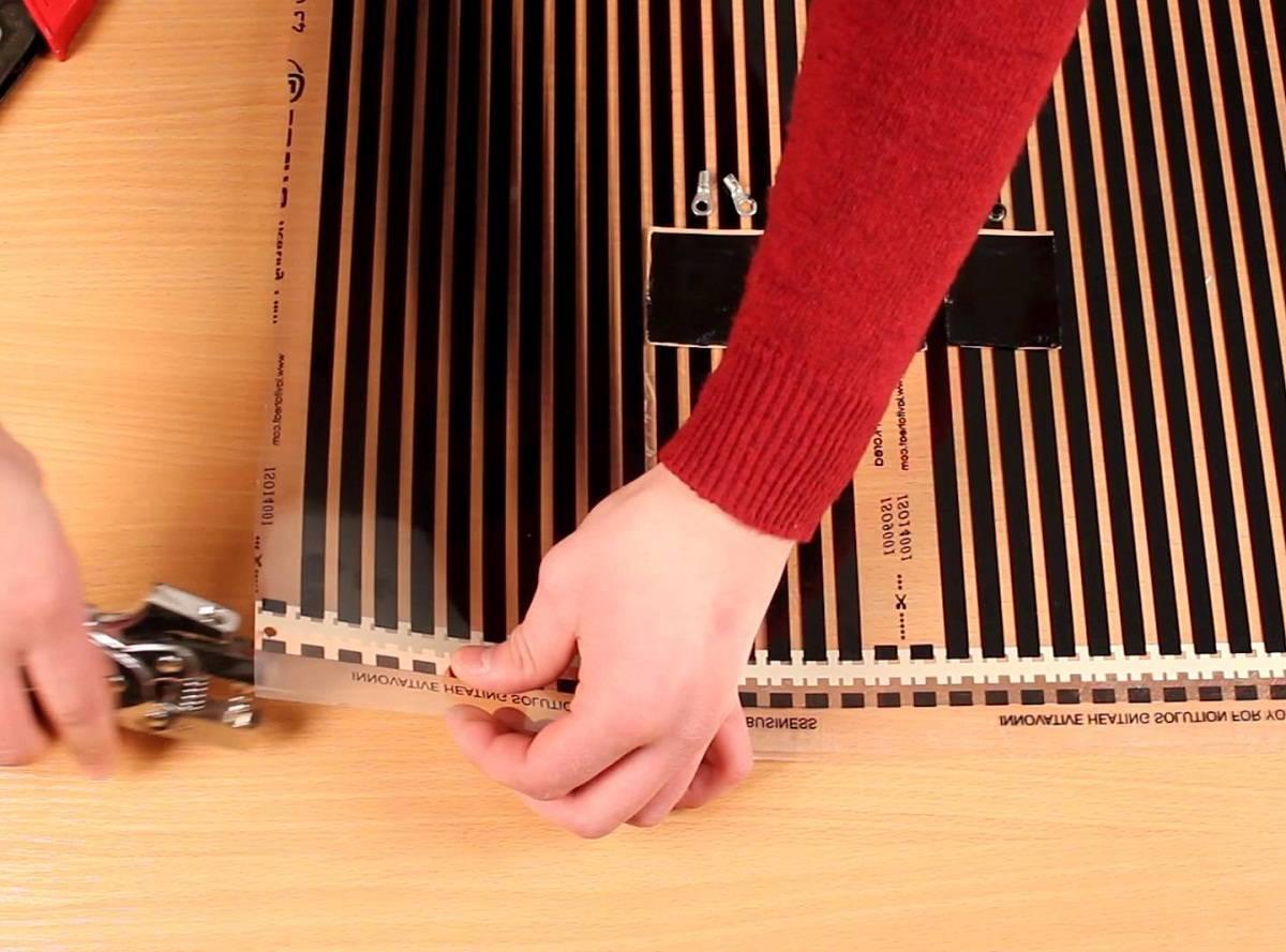 Как подключить тёплый пол к терморегулятору