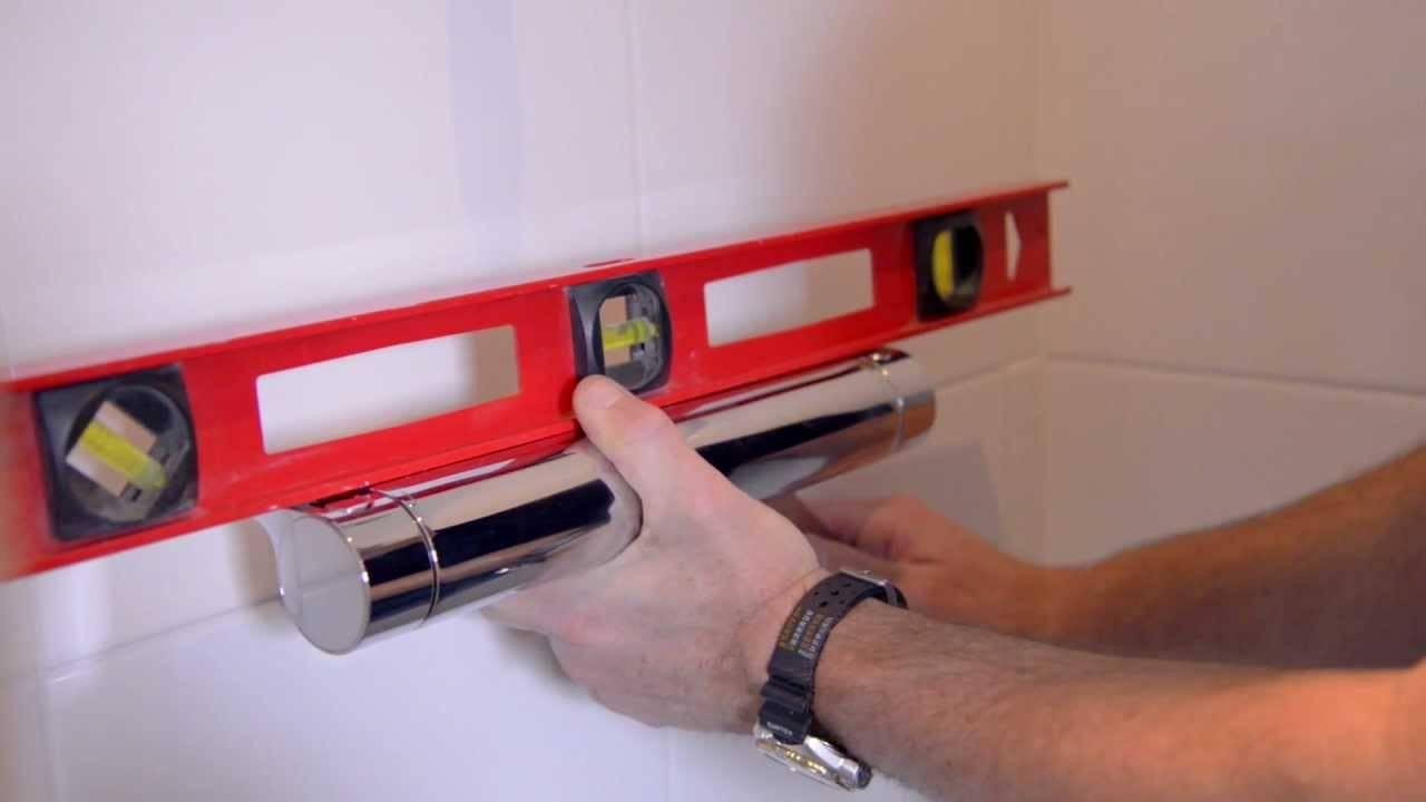 Термостатический смеситель что это