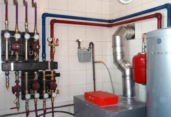 Как заполнить антифризом систему отопления закрытого типа