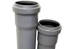 Угол уклона канализационной трубы