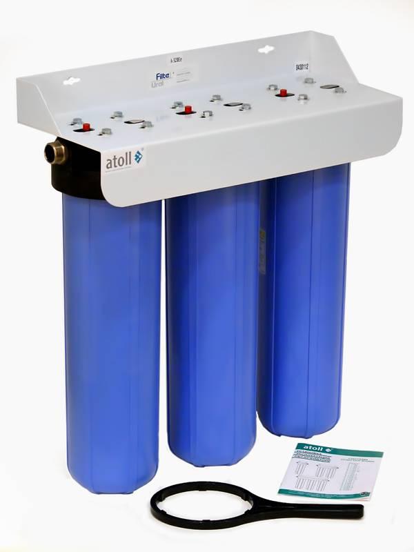 Фильтр для воды в квартиру