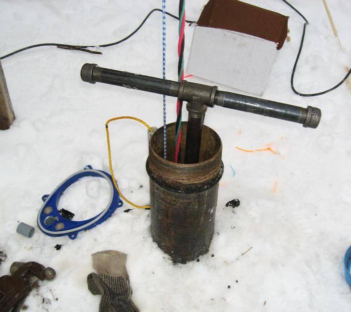 Адаптер для скважины или кессон