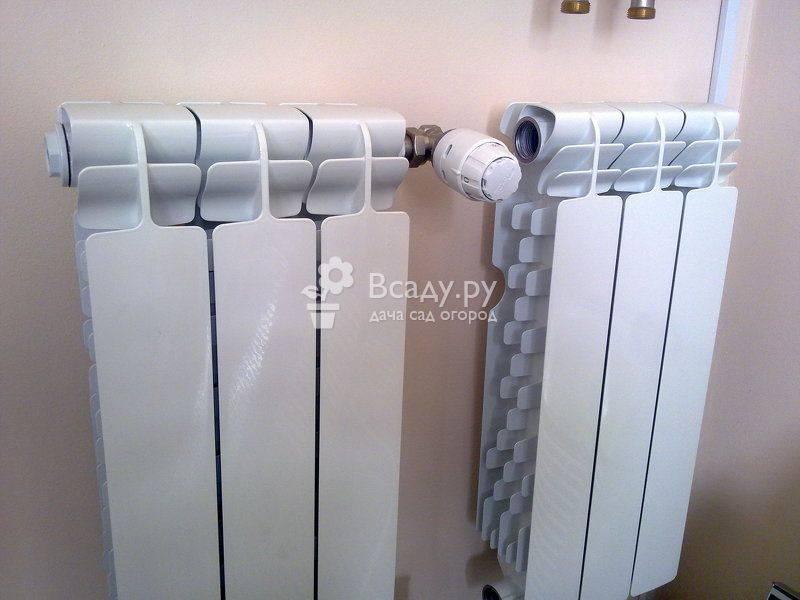 Калькулятор расчета секций радиаторов отопления частного дома