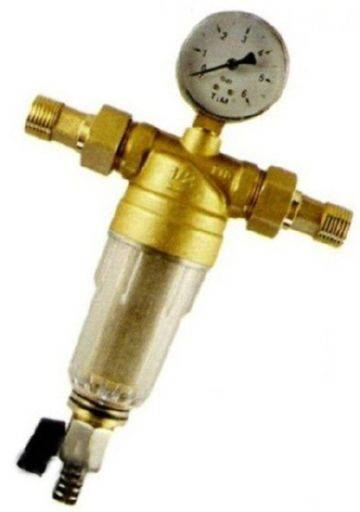 Фильтр глубокой очистки воды