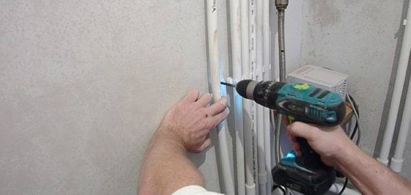 Разводка труб водоснабжения в частном доме
