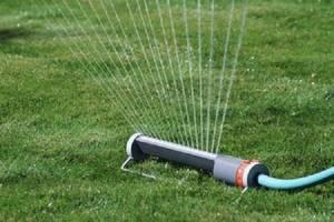 Система для полива огорода