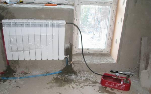 Однотрубная система отопления многоэтажного дома