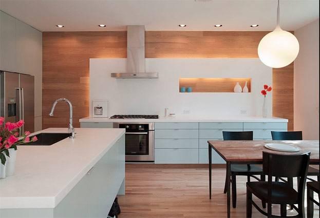 Как правильно разместить точечные светильники на потолке