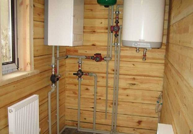 Отопление для загородного дома
