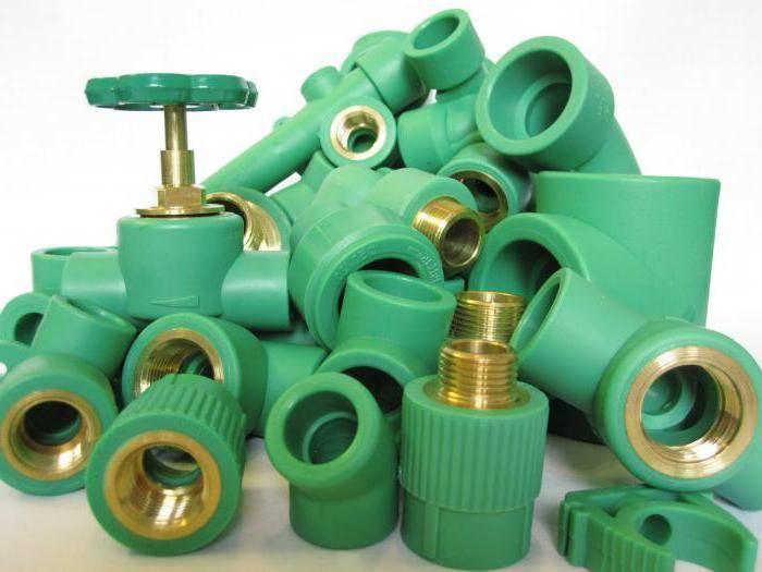 Трубы полипропиленовые для отопления армированные алюминием