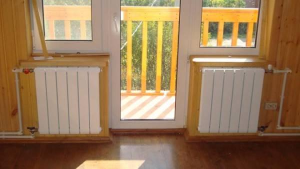Радиатор отопления алюминиевый или биметаллический