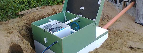 Автономная система канализации