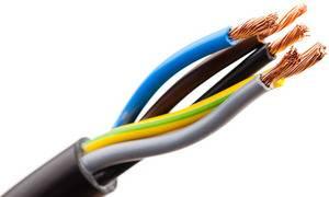 Цветовая маркировка проводов по пуэ