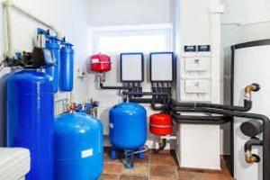 Аккумулирующий бак для системы водоснабжения