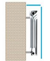 Подключение батарей отопления схема с максимальным кпд