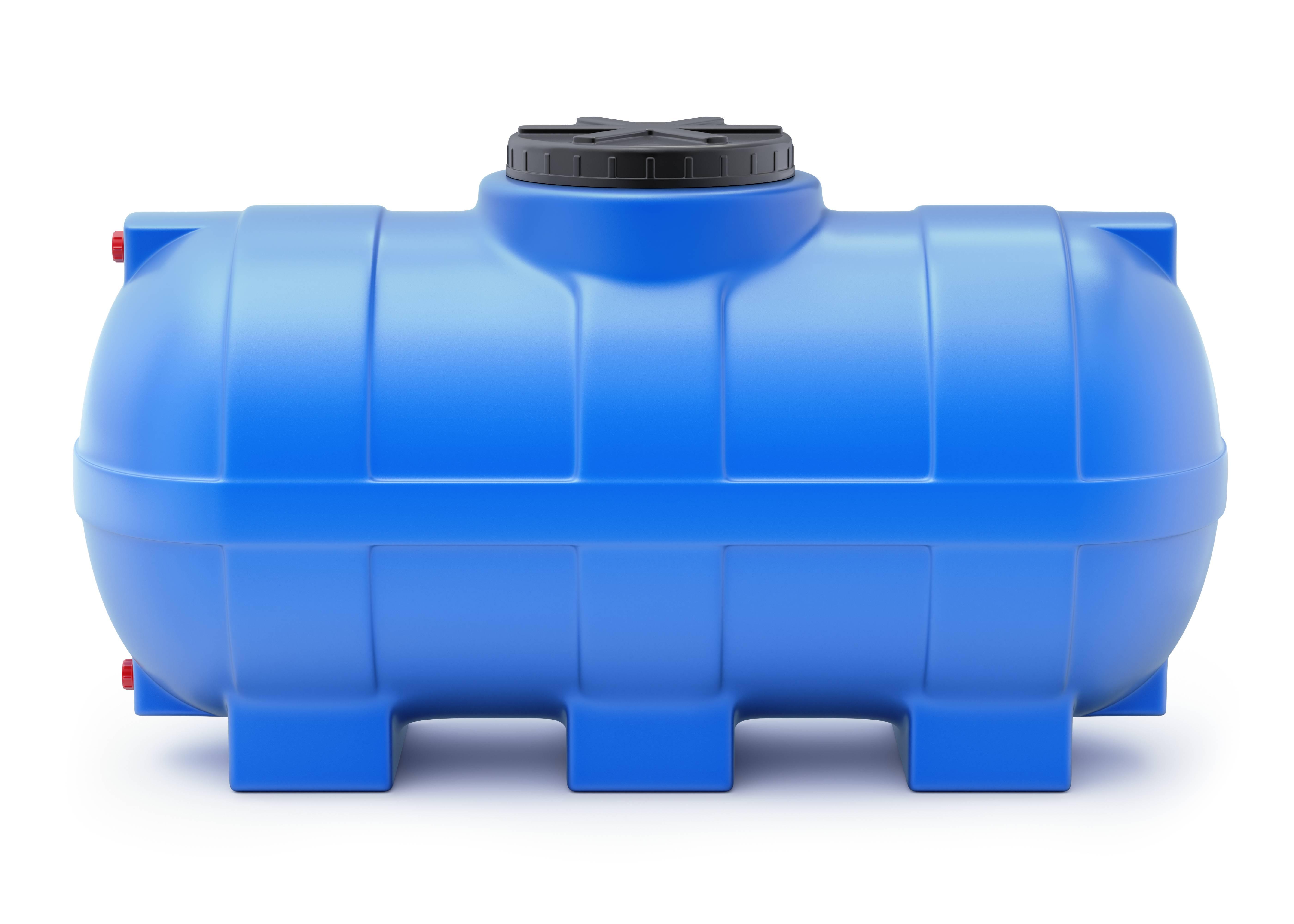 Большие емкости для воды из пластика