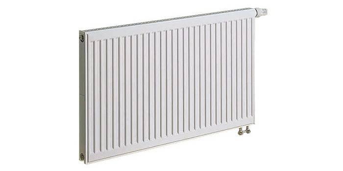 Радиаторы отопления железные