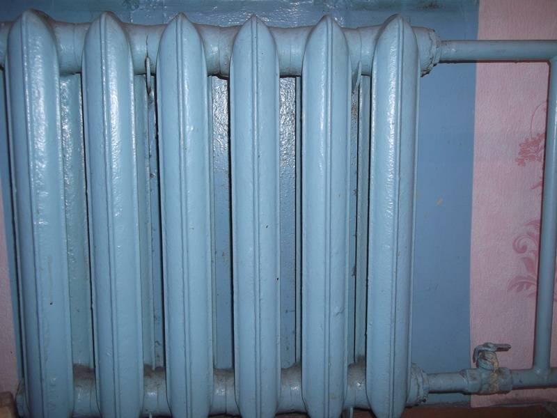 Ремонт чугунных радиаторов отопления