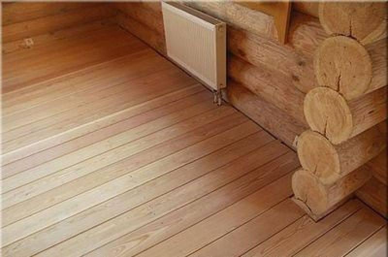 Утеплитель для деревянного пола
