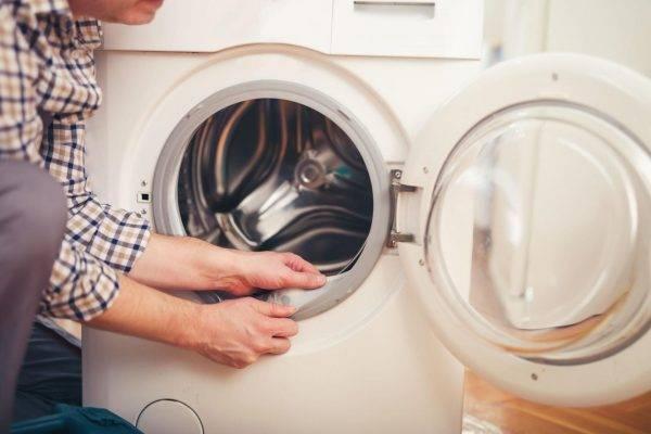 Как избавиться от запаха из стиральной машинки