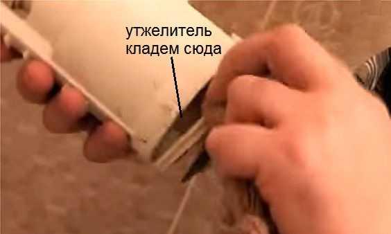 Унитаз ремонт сливного бачка