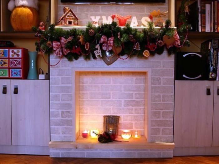 Камины декоративные для квартиры