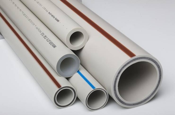 Полипропиленовые трубы для отопления армированные стекловолокном