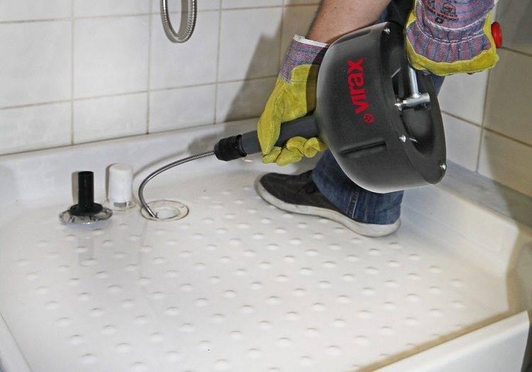 Оборудование для прочистки канализации устранение засоров