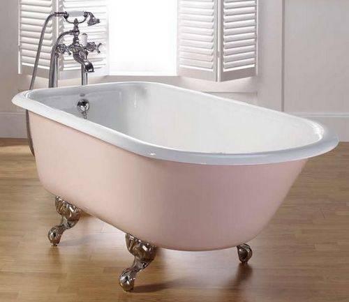 Сколько весит старая чугунная ванна 170х70