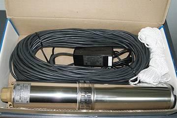 Глубинные насосы водолей для скважин технические характеристики