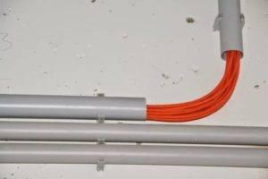 Требования к монтажу электропроводки
