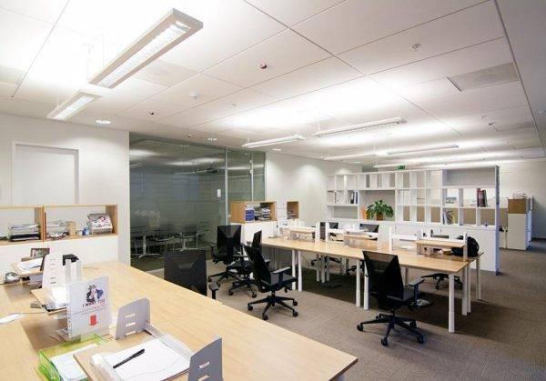 Какая освещенность должна быть на рабочем месте