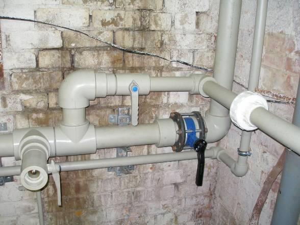 Выбор полипропиленовых труб для водоснабжения
