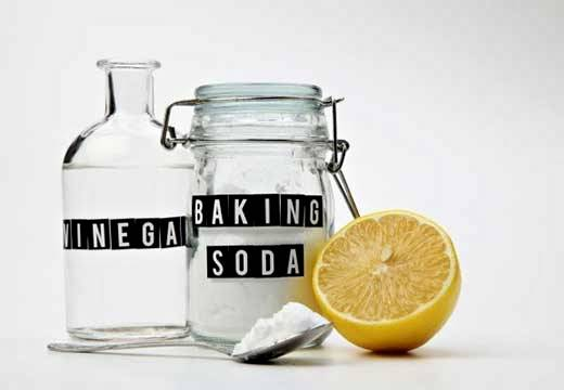 Прочистка канализации уксусом и содой