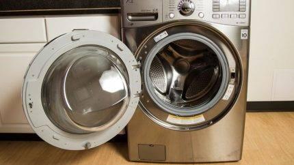 Габариты стиральной машины с вертикальной загрузкой