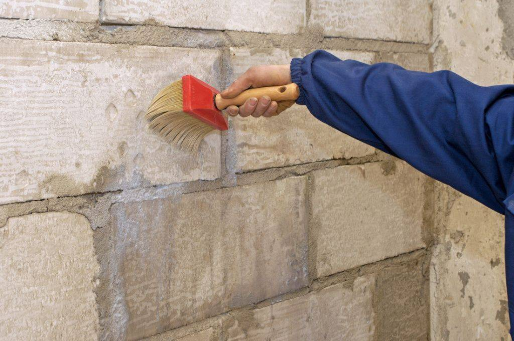Утепление пустотелых стен кирпичного дома