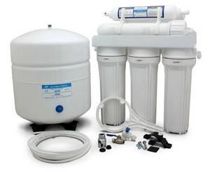 Фильтр для железистой воды из скважины